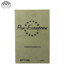 Fahrer Handbuch Honda ST1100A Pan European (SC26)