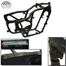 Rahmen, Fahrzeugpapiere & Vermessungsprotokoll Suzuki VL1500 LC Intruder (WVAL)