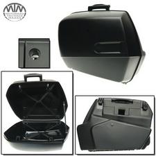 Seitenkoffer, Systemkoffer links ohne Zylinder BMW R1100S (259)