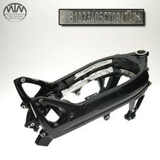 Rahmen, Fahrzeugbrief, Fahrzeugschein & Vermessungsprotokoll BMW F800ST ABS (K71)
