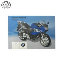 Bedienungsanleitung BMW F800ST ABS (K71)