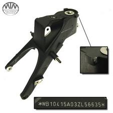 Rahmen, Fahrzeugbrief & Fahrzeugschein BMW R1150GS (R21)