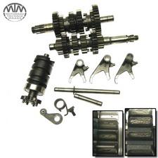 Getriebe KTM 125 LC2