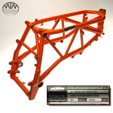 Rahmen, Fahrzeugpapiere & Vermessungsprotokoll KTM 990 Super Duke R (LC8 EFI)