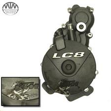 Motordeckel links KTM 990 Super Duke R (LC8 EFI)