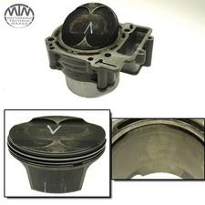 Zylinder & Kolben vorne KTM 990 Super Duke R (LC8 EFI)