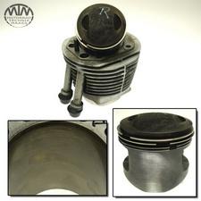Zylinder & Kolben rechts BMW R100R (247E)