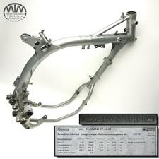 Rahmen, Fahrzeugpapiere & Vermessungsprotokoll Husqvarna SM610 (A100AB)