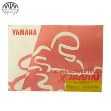 Bedienungsanleitung Yamaha XJ600N (4BR)