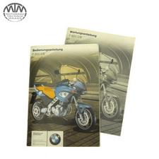 Bedienungsanleitung BMW F650CS (K14)