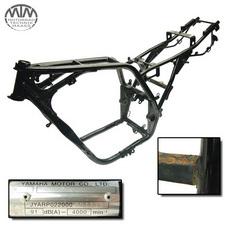 Rahmen, Fahrzeugbrief, Fahrzeugschein &Messprotokoll Yamaha XJR1300 (RP02)