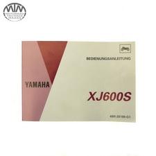 Bedienungsanleitung Yamaha XJ600S Diversion (4LX)