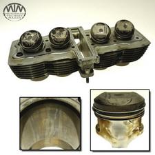 Zylinder & Kolben Yamaha XJ600S Diversion (4LX)