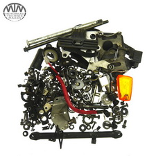Schrauben & Muttern Fahrgestell Yamaha XJ600S Diversion (4LX)