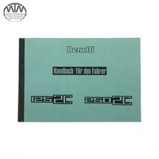 Fahrer Handbuch Benelli 125 2C/SE