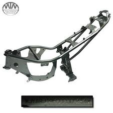 Rahmen, Fahrzeugbrief, Fahrzeugschein & Vermessungsprotokoll Yamaha XJ6N (RJ19)