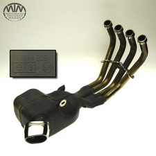 Auspuff Yamaha XJ6N (RJ19)