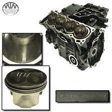 Motorgehäuse, Zylinder & Kolben Yamaha XJ6N (RJ19)