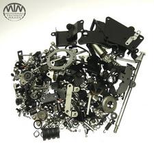 Schrauben & Muttern Fahrgestell Yamaha XJ6N (RJ19)