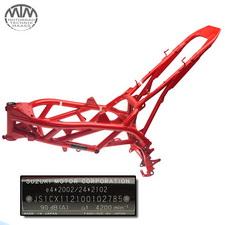 Rahmen, Fahrzeugpapiere & Messprotokoll Suzuki SFV650A Gladius (WVCX)