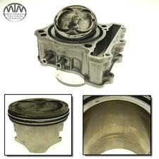 Zylinder & Kolben vorne Suzuki SFV650A Gladius (WVCX)