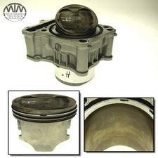 Zylinder & Kolben hinten Suzuki SFV650A Gladius (WVCX)