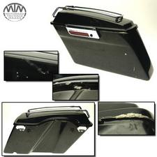 Seitenkoffer links Harley Davidson FLHT 1450 Electra Glide