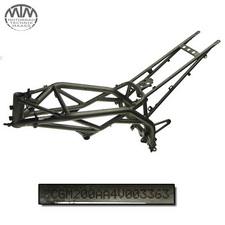 Rahmen, Fahrzeugbrief, Fahrzeugschein & Vermessungsprotokoll Cagiva Raptor 1000