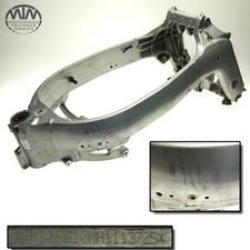 Rahmen, Fahrzeugpapiere & Vermessungsprotokoll Triumph Sprint 955 ST (T695)