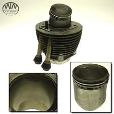 Zylinder & Kolben rechts BMW R60/5