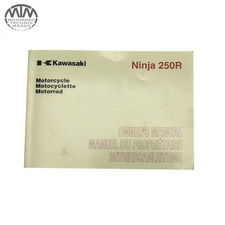 Bedienungsanleitung Kawasaki Ninja 250R (EX250K)