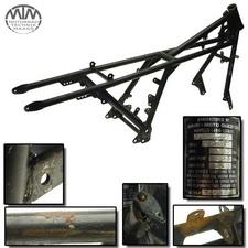 Rahmen, Fahrzeugbrief, Fahrzeugschein & Messprotokoll Moto Guzzi 850-T3 California