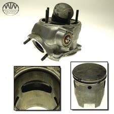 Zylinder & Kolben Yamaha DT125RH (DE03)