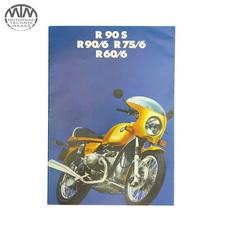 Prospekt BMW R90 BMW R90/6