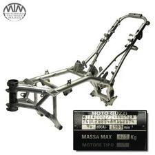Rahmen, Fahrzeugbrief, Fahrzeugschein & Messprotokoll Moto Guzzi Stelvio 1200