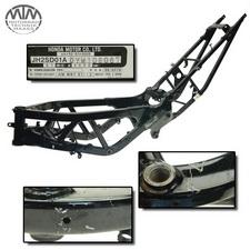 Rahmen, Fahrzeugpapiere & Vermessungsprotokoll Honda XL1000V Varadero