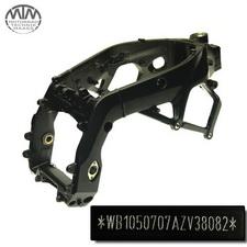 Rahmen, Fahrzeugbrief, Fahrzeugschein & Vermessungsprotokoll BMW S1000RR (K46)