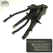 Rahmen, Fahrzeugbrief, Fahrzeugschein & Vermessungsprotokoll BMW R1150GS (R21)