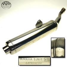 Auspuff Endtopf rechts Yamaha BT1100 Bulldog (RP05)