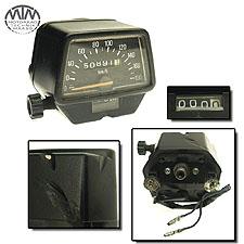 Tacho, Tachometer Yamaha XT600Z Tenere