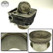 Zylinder & Kolben Yamaha XT600Z Tenere
