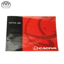 Bedienungsanleitung Cagiva Raptor 1000