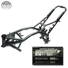 Rahmen, Fahrzeugpapiere & Vermessungsprotokoll Moto Guzzi Breva 1100 (LP)