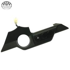 Verkleidung Zündschloß / Schalter Warnblinkanlage Moto Guzzi Breva 1100 (LP)