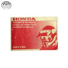 Fahrer Handbuch Honda XRV750 Africa Twin (RD07a)