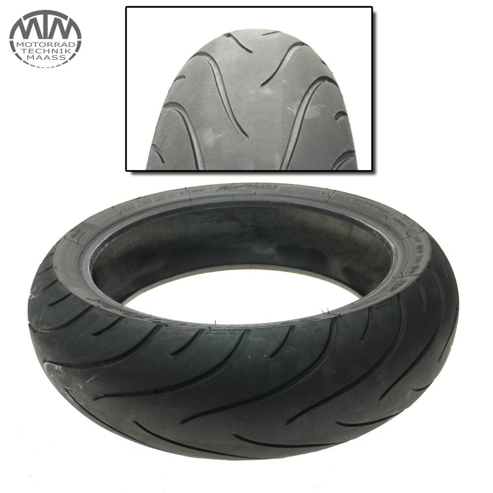 Reifen Michelin 2CT Pilot Road 2 180/55 ZR17 M/C 73W | eBay