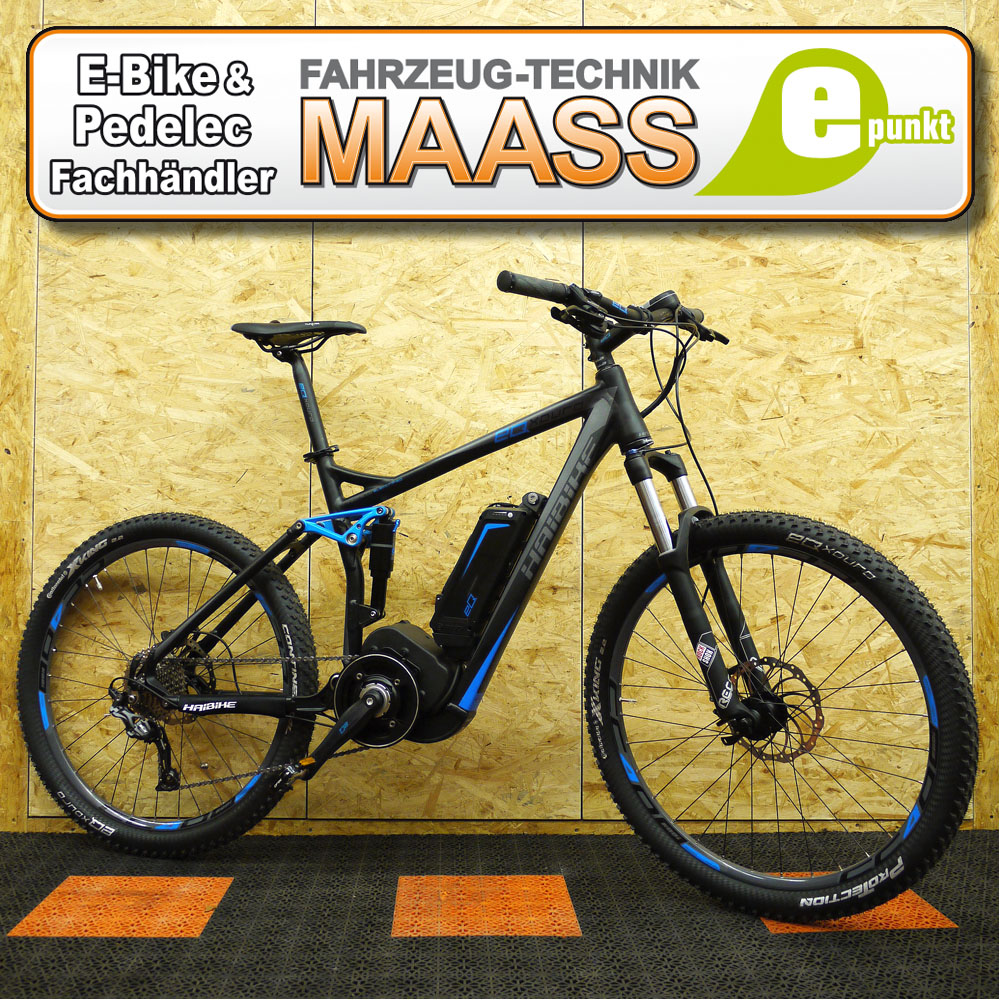 haibike eq xduro fs rc fully pedelec mit bosch mittelmotor. Black Bedroom Furniture Sets. Home Design Ideas