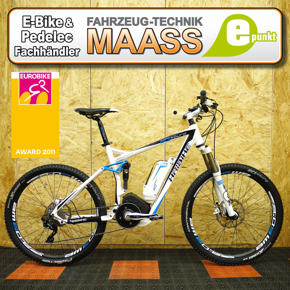 haibike eq xduro fs rx 26 zoll fully pedelec mit bosch. Black Bedroom Furniture Sets. Home Design Ideas