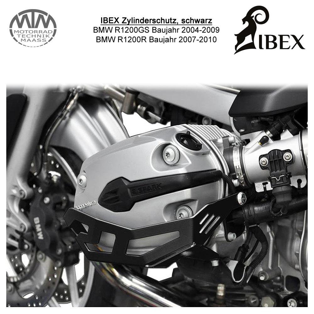 ibex zylinderschutz bmw r1200gs 13 silber ebay. Black Bedroom Furniture Sets. Home Design Ideas