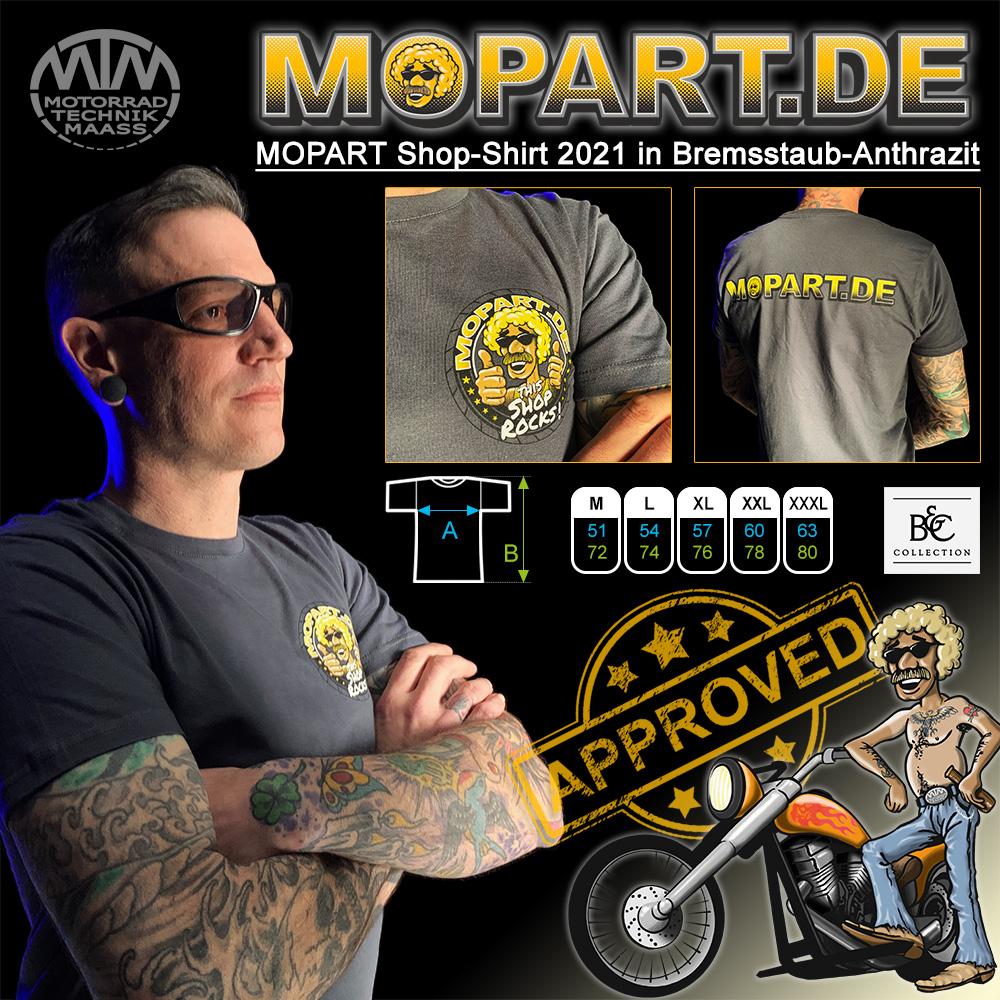 MOPART Rock Shop T-Shirt
